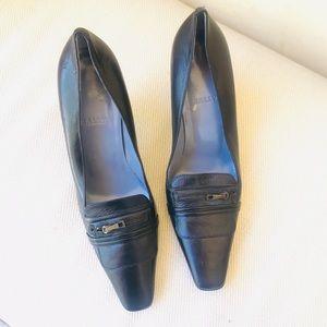Bally designer women's TURINA leather heels shoes